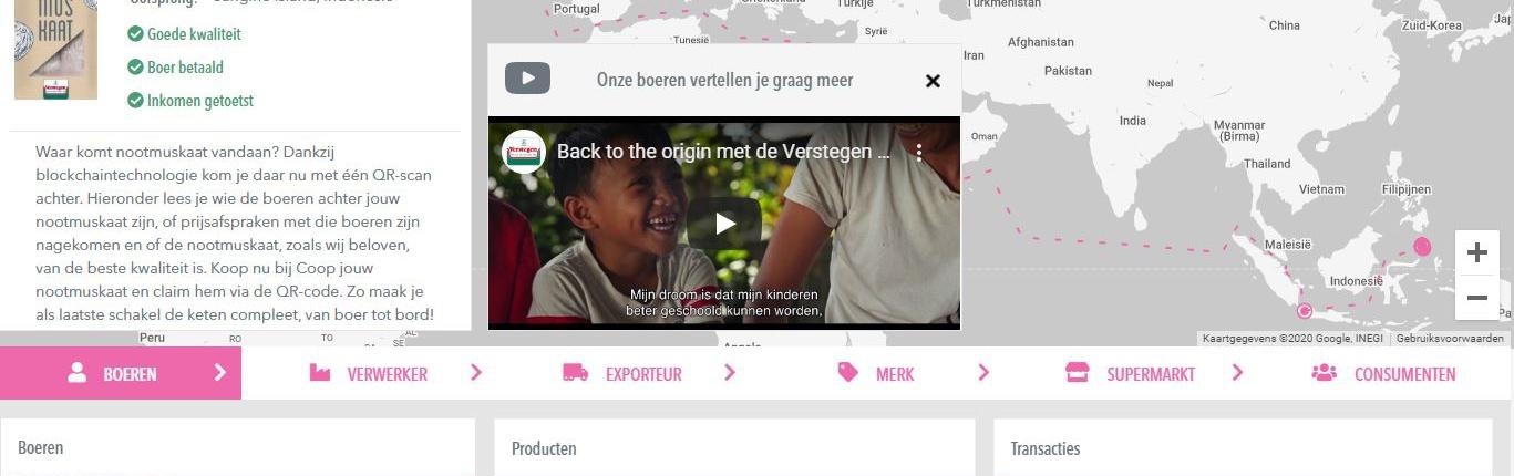 Fairfood   Verstegen Nootmuskaat Back to the Origin   Mijn Keus