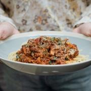 pasta bolognese foto bij een recept | Mijn Keus