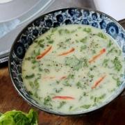 Kokos limoen soep | Mijn Keus